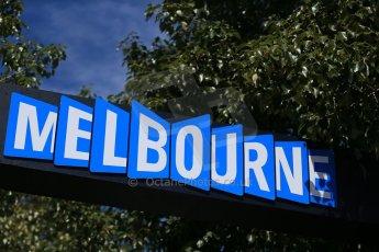 World © Octane Photographic Ltd. Wednesday 11th March 2015, F1 Australian GP, Melbourne, Albert Park, Australia. Digital Ref: 1197LB1D4594