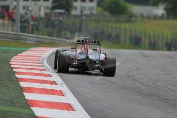 World © Octane Photographic Ltd. Infiniti Red Bull Racing RB11 – Daniel Ricciardo. Friday 19th June 2015, F1 GP Practice 1, Red Bull Ring, Spielberg, Austria. Digital Ref: 1304LB1D5382