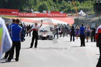 World © Octane Photographic Ltd. Sunday 21st June 2015. ART Grand Prix – Esteban Ocon. GP3 Race 2 – Red Bull Ring, Spielberg, Austria. Digital Ref. : 1316CB7D6851