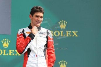 World © Octane Photographic Ltd. Sunday 21st June 2015. ART Grand Prix – Esteban Ocon (3rd - later disqualified). GP3 Race 2 – Red Bull Ring, Spielberg, Austria. Digital Ref. : 1316CB7D6930