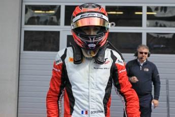 World © Octane Photographic Ltd. Sunday 21st June 2015. ART Grand Prix – Esteban Ocon (3rd - later disqualified). GP3 Race 2 – Red Bull Ring, Spielberg, Austria. Digital Ref. : 1316LW1L3837