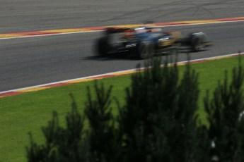 World © Octane Photographic Ltd. Lotus F1 Team E23 Hybrid – Romain Grosjean. Saturday 22nd August 2015, F1 Belgian GP Qualifying, Spa-Francorchamps, Belgium. Digital Ref: 1382LB1D0378
