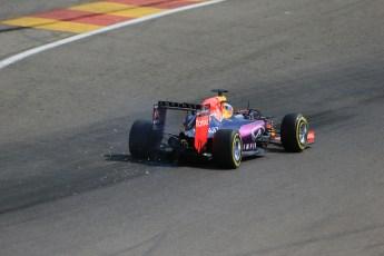 World © Octane Photographic Ltd. Infiniti Red Bull Racing RB11 – Daniel Ricciardo. Saturday 22nd August 2015, F1 Belgian GP Qualifying, Spa-Francorchamps, Belgium. Digital Ref: 1382LB1D0508