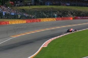 World © Octane Photographic Ltd. Infiniti Red Bull Racing RB11 – Daniel Ricciardo. Saturday 22nd August 2015, F1 Belgian GP Qualifying, Spa-Francorchamps, Belgium. Digital Ref: 1382LB5D9560
