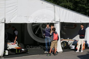 World © Octane Photographic Ltd. Saturday 22nd August 2015. Campos Racing – Alex Palou. GP3 Qualifying – Spa-Francorchamps, Belgium. Digital Ref. : 1374LB1D9342