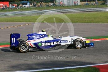 World © Octane Photographic Ltd. Friday 21st August 2015. Koiranen GP – Jimmy Eriksson. GP3 Practice – Spa-Francorchamps, Belgium. Digital Ref. : 1378LB5D6624