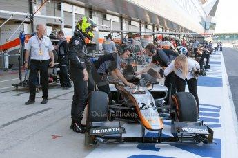 World © Octane Photographic Ltd. Friday 3rd July 2015. Hilmer Motorsport – Nick Yelloly. GP2 Practice – Silverstone, UK. Digital Ref. : 1329JM1D3189
