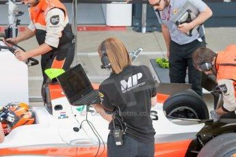 World © Octane Photographic Ltd. Friday 3rd July 2015. MP Motorsport – Daniel de Jong. GP2 Practice – Silverstone, UK. Spain. Digital Ref. : 1329JM1D3929