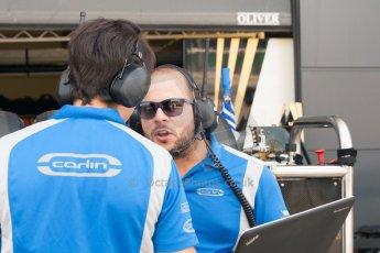 World © Octane Photographic Ltd. Friday 3rd July 2015. Carlin. GP2 Practice – Silverstone, UK. Digital Ref. : 1329JM1D4001