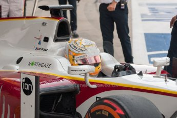World © Octane Photographic Ltd. Friday 3rd July 2015. Campos Racing – Arthur Pic. GP2 Practice – Silverstone, UK. Digital Ref. : 1329JM1D4067