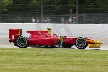 World © Octane Photographic Ltd. Friday 3rd July 2015. Racing Engineering – Alexander Rossi. GP2 Qualifying – Silverstone, UK. Digital Ref. : 1330JM1D3707