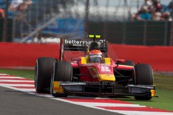 World © Octane Photographic Ltd. Friday 3rd July 2015. Racing Engineering – Alexander Rossi. GP2 Qualifying – Silverstone, UK. Digital Ref. : 1330JM1D3798