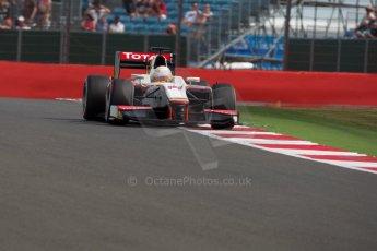 World © Octane Photographic Ltd. Friday 3rd July 2015. Campos Racing – Arthur Pic. GP2 Qualifying – Silverstone, UK. Digital Ref. : 1330JM1D3802