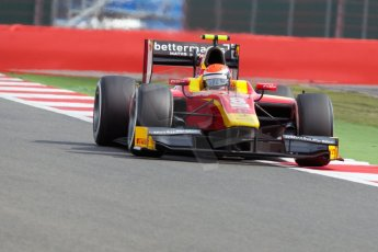 World © Octane Photographic Ltd. Friday 3rd July 2015. Racing Engineering – Alexander Rossi. GP2 Qualifying – Silverstone, UK. Digital Ref. : 1330JM1D3831