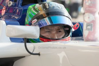 World © Octane Photographic Ltd. Thursday 2nd July 2015. Koiranen GP – Adderly Fong. GP3 Paddock – Silverstone, UK. Digital Ref. : 1331JM1D4105