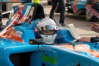 World © Octane Photographic Ltd. Thursday 2nd July 2015. Jenzer Motorsport – Matheo Tuscher. GP3 Paddock – Silverstone, UK. Digital Ref. : 1331JM1D4117