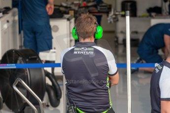 World © Octane Photographic Ltd. Thursday 2nd July 2015. Status Grand Prix. GP3 Paddock – Silverstone, UK. Digital Ref. : 1331JM1D4144