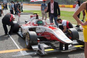 World © Octane Photographic Ltd. Saturday 4th July 2015. ART Grand Prix – Marvin Kirchhofer. GP3 Race 1 – Silverstone, UK. Digital Ref. : 1337JM1D4043