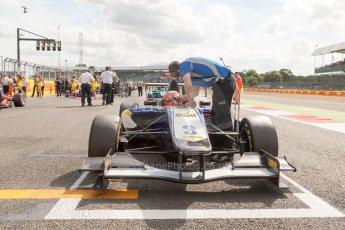 World © Octane Photographic Ltd. Saturday 4th July 2015. Carlin – Mitchell Gilbert. GP3 Race 1 – Silverstone, UK. Digital Ref. : 1337JM1D4056