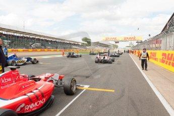 World © Octane Photographic Ltd. Saturday 4th July 2015. Arden International – Kevin Ceccon. GP3 Race 1 – Silverstone, UK. Digital Ref. : 1337JM1D4059