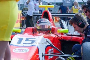 World © Octane Photographic Ltd. Saturday 4th July 2015. Arden International – Emil Bernstorff. GP3 Race 1 – Silverstone, UK. Digital Ref. : 1337JM1D4971