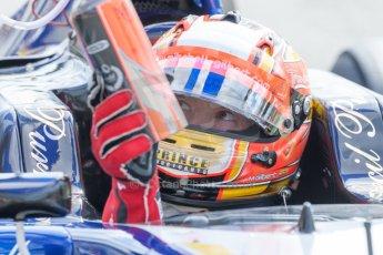 World © Octane Photographic Ltd. Saturday 4th July 2015. Carlin – Mitchell Gilbert. GP3 Race 1 – Silverstone, UK. Digital Ref. : 1337JM1D4995