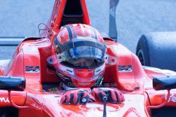 World © Octane Photographic Ltd. Saturday 4th July 2015. Arden International – Kevin Ceccon. GP3 Race 1 – Silverstone, UK. Digital Ref. : 1337JM1D5003