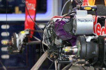 World © Octane Photographic Ltd. Infiniti Red Bull Racing RB11. Thursday 2nd July 2015, F1 British GP Pit Lane, Silverstone, UK. Digital Ref: 1324LB1D2803
