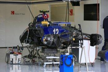 World © Octane Photographic Ltd. Sauber F1 Team C34-Ferrari – Felipe Nasr. Thursday 2nd July 2015, F1 British GP Pit Lane Silverstone, UK. Digital Ref: 1324LB5D8360