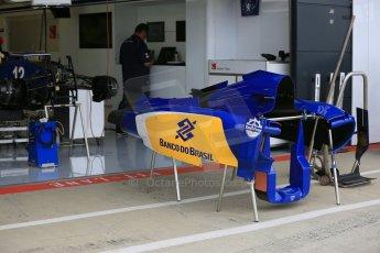World © Octane Photographic Ltd. Sauber F1 Team C34-Ferrari – Felipe Nasr. Thursday 2nd July 2015, F1 British GP Pit Lane Silverstone, UK. Digital Ref: 1324LB5D8373