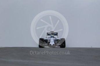 World © Octane Photographic Ltd. Williams Martini Racing FW37 – Felipe Massa. Friday 23rd October 2015, F1 USA Grand Prix Practice 1, Austin, Texas - Circuit of the Americas (COTA). Digital Ref: 1460LB1D8727