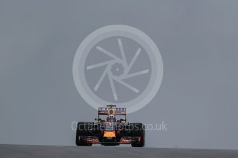 World © Octane Photographic Ltd. Infiniti Red Bull Racing RB11 – Daniel Ricciardo. Friday 23rd October 2015, F1 USA Grand Prix Practice 1, Austin, Texas - Circuit of the Americas (COTA). Digital Ref: 1460LB1D8824