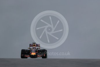 World © Octane Photographic Ltd. Infiniti Red Bull Racing RB11 – Daniel Ricciardo. Friday 23rd October 2015, F1 USA Grand Prix Practice 1, Austin, Texas - Circuit of the Americas (COTA). Digital Ref: 1460LB1D8841