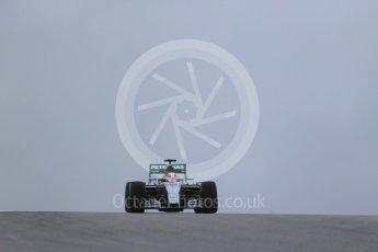 World © Octane Photographic Ltd. Mercedes AMG Petronas F1 W06 Hybrid – Lewis Hamilton. Friday 23rd October 2015, F1 USA Grand Prix Practice 1, Austin, Texas - Circuit of the Americas (COTA). Digital Ref: 1460LB1D9240