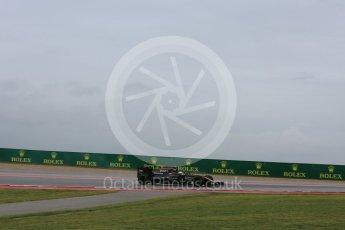 World © Octane Photographic Ltd. McLaren Honda MP4/30 – Fernando Alonso. Friday 23rd October 2015, F1 USA Grand Prix Practice 1, Austin, Texas - Circuit of the Americas (COTA). Digital Ref: 1460LB5D2846