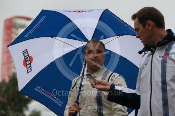 World © Octane Photographic Ltd. Williams Martini Racing FW37 – Valtteri Bottas. Sunday 25th October 2015, F1 USA Grand Prix Qualifying, Austin, Texas - Circuit of the Americas (COTA). Digital Ref: 1464LB1D1184