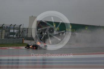 World © Octane Photographic Ltd. Infiniti Red Bull Racing RB11 – Daniel Ricciardo. Sunday 25th October 2015, F1 USA Grand Prix Qualifying, Austin, Texas - Circuit of the Americas (COTA). Digital Ref: 1464LB5D3316