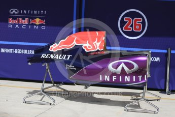 World © Octane Photographic Ltd. Infiniti Red Bull Racing RB11. Wednesday 21st October 2015, F1 USA Grand Prix Set Up, Austin, Texas - Circuit of the Americas (COTA). Digital Ref: 1456LB1D7550