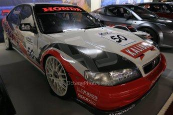 World © Octane Photographic Ltd. Donington Grand Prix Collection 25th January 2015. Prodrive collection - James Thompson - Honda Accord BTCC (1998). Digital Ref: 1179CB1D0917