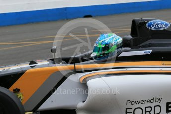 World © Octane Photographic Ltd. 15th October 2015. Donington Park. General Testing. JTR MSA Formula Team - Toby Sowery. Digital Ref: 1455LB1D7135