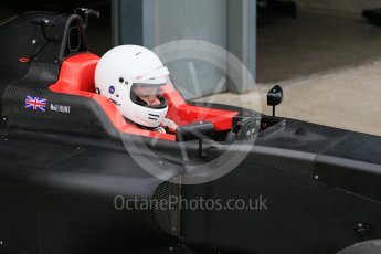 World © Octane Photographic Ltd. 15th October 2015. Donington Park. General Testing. Lanan Racing - Neil Hunt. Digital Ref: 1455LB1D7350