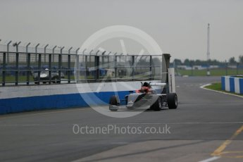 World © Octane Photographic Ltd. 15th October 2015. Donington Park. General Testing. Ryan Savage. Digital Ref: 1455LB1D7399