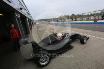 World © Octane Photographic Ltd. 15th October 2015. Donington Park. General Testing. Lanan Racing - Neil Hunt. Digital Ref: 1455LB5D2600