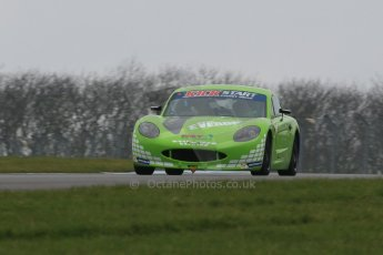 World © Octane Photographic Ltd. Friday 13th February 2015, General un-silenced test day – Donington Park - Ginetta Junior. Digital Ref :