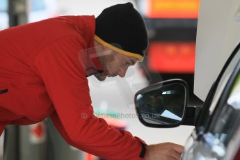 World © Octane Photographic Ltd. Wednesday 4th March 2015, General un-silenced test day – Donington Park. BTCC, British Touring Car Championship, Jack Goff, Triple Eight (888) Racing - MG6GT. Digital Ref : 1196CB1L4886