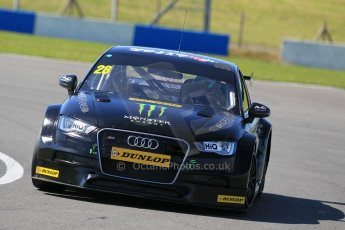 World © Octane Photographic Ltd. Donington Park general unsilenced testing June 4th 2015. Nic Hamilton – AmDTuning.com Audi. British Touring Car Championship (BTCC). Digital Ref : 1288CB1L2420