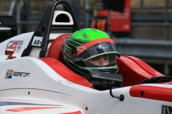 World © Octane Photographic Ltd. DUO BRDC Formula 4 Qualifying, Oulton Park, UK, Saturday 4th April 2015. MSV F4-013. Hillspeed. Sebastian Lanzetti. Digital Ref : 1213LB1D2600