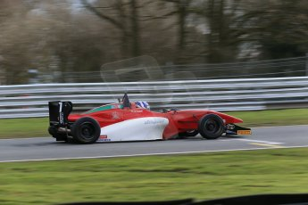 World © Octane Photographic Ltd. DUO BRDC Formula 4 Qualifying, Oulton Park, UK, Saturday 4th April 2015. MSV F4-013. Hillspeed. Al Faisal Al Zubair. Digital Ref : 1213LB1D2740