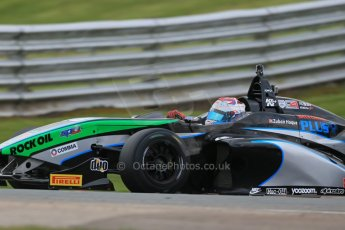 World © Octane Photographic Ltd. DUO BRDC Formula 4 Race 1, Oulton Park, UK, Saturday 4th April 2015. MSV F4-013. SWR – Sean Walkinshaw Racing. Zubair Hoque. Digital Ref : 1214LB1D3299