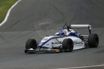 World © Octane Photographic Ltd. DUO BRDC Formula 4 Race 1, Oulton Park, UK, Saturday 4th April 2015. MSV F4-013. HHC Motorsport. Harri Newey. Digital Ref : 1214LB1D3318